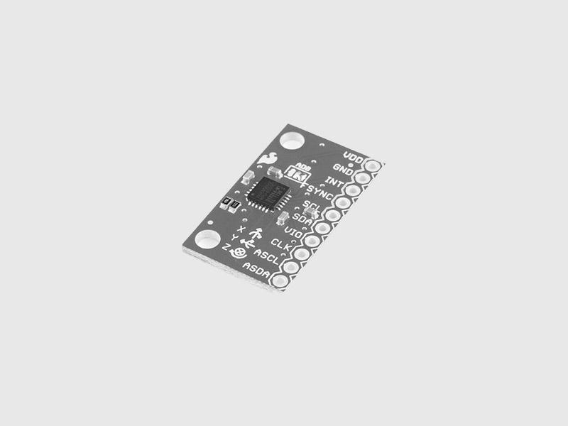 Cylon js - MPU6050 Driver